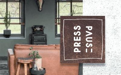 Kerstpakketten trend Press pause
